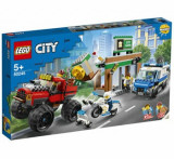 LEGO City, Camionul gigant de politie si atacul armat 60245
