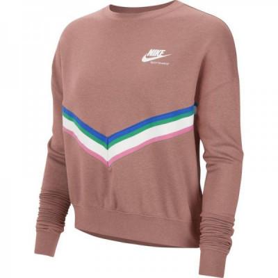 Bluza Nike W NSW HRTG CREW FLC foto
