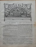 Ziarul Amiculu familiei , an 4 , nr. 29 , Gherla , 1880 , Iacob Negruzzi