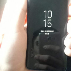 Schimb Samsung Galaxy s9 cu Iphone 8, Albastru, Neblocat, Smartphone