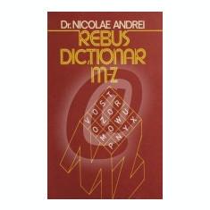 Rebus - dictionar - cuvinte de 4 litere M - Z
