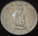 Moneda 10 LIRE - TURCIA, anul 1981  *cod 2250  - aluminiu UNC!