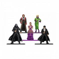 Set 5 figurine din metal Harry Potter, Party, 6 cm