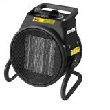 Termosuflanta cu ventilator si termostat, putere motor 3000 W, Hecht