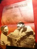 Afis - Filmul Toamna Bobocilor 1975 ,Marin Moraru ,Draga Olteanu ,dim.=31x46