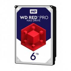 Hard disk WD Red Pro 6TB SATA-III 7200RPM 256MB