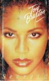 Caseta Toni Braxton-Secrets, originala