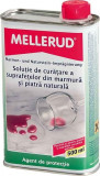 Solutie pentru suprafete de marmura si piatra naturala - MELLERUD - 0.5 L