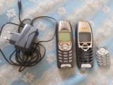 Nokia 6310i cu carcasa+taste noi, Argintiu, Neblocat, NU