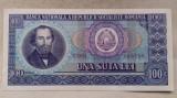 BANCNOTA 100 LEI 1966-ROMANIA (C.0011)