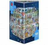 Cumpara ieftin Puzzle Heye Spaceship, 1500 piese