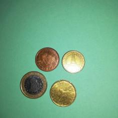 Monede euro: Slovenia  2007( primele emise de Slovenia)