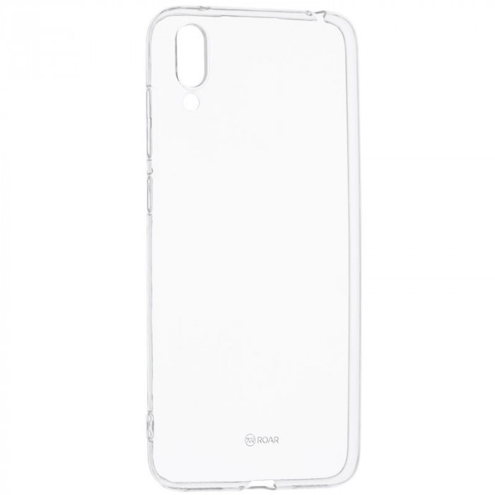 Husa HUAWEI Y7 Pro 2019 - Jelly Roar (Transparent)