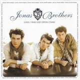 CD Jonas Brothers – Lines Vines & Trying Times, original