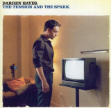 CD Darren Hayes ‎– The Tension And The Spark, original