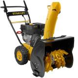 Freza de zapada benzina Stanley 6.5 HP 196 cc 535 mm - SPT-196-570