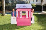 Casuta de joaca roz