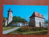 Piatra Neamt - Biserica Sf. Ioan - carte postala necirculata, Fotografie