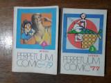 Urzica, Almanah Perpetuum Comic 77 + 79 / R5P4S