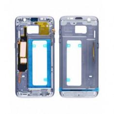 Mijloc Samsung Galaxy S7 edge G935 Albastru Original