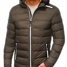 Geaca Performance barbati - C451 - khaki