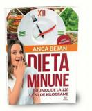 Dieta-Minune: Drumul de la 120 la 60 de kilograme/Anca Bejan