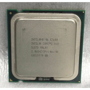 Procesor Intel Core 2 Duo E7600 socket 775  FSB 1066  3.06 GHz