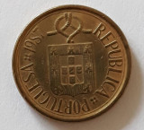 Portugalia 5 escudos 1987, Europa
