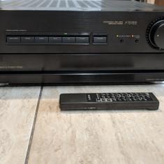 Amplificator Sony TA-F707 ES MOS-FET, telecomanda, poze reale