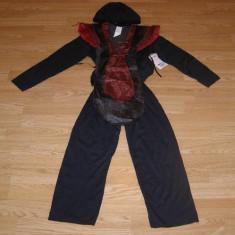 Costum carnaval serbare ninja pentru copii de 8-9-10 ani, 8-9 ani, Din imagine