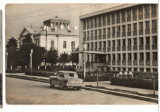 CPIB 17409 CARTE POSTALA - TURNU MAGURELE, MASINA DE EPOCA, Circulata, Fotografie