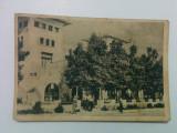Carte poștală - Pitești, Clubul CCS - circulată, anul 1955