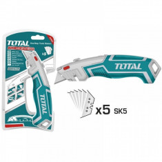 TOTAL - Cutter - 61x19mm - 180mm - Profesional