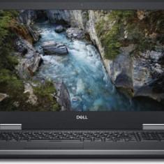Laptop Dell Precision 7530 (Procesor Intel® Core™ i9-8950HK (12M Cache, up to 4.80 GHz), Coffee Lake, 15.6inch FHD, 32GB, 512GB SSD, nVidia Quadro P20