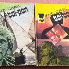 Tai-Pan 2 volume. Editie cartonata. Editura Meridiane, 1991 - James Clavell