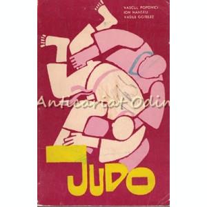 Judo - Vascul Popovici, Ion Hantau, Vasile Gotelet