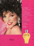 Parfum Spectacular Joan Collins vintage-EDT DAMA 100 ml- FRANCE VINTAGE