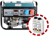 Generator curent mono-trifazat Könner&Söhnen, KS 10000E 1/3, benzina, 8.0 kW, Generatoare uz general, Könner & Söhnen