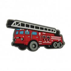 Copii Crocs Fire Truck Charm SS17 Jibbitz