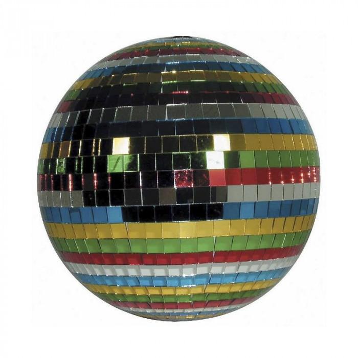 Glob disco pentru petreceri Mirror Ball, diametru 36 cm