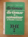 Cumpara ieftin DICTIONAR DE ANTONIME AL LIMBII ROMANE-CARTONAT-R5E