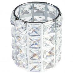 Suport Pensule Crystal, Magic Silver