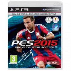 Pro Evolution Soccer 2015 D1 Edition PS3