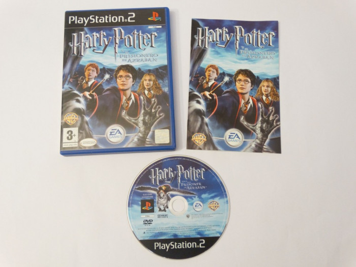 Joc Playstation 2 - PS2 - Harry Potter and the Prisoner of Azkaban