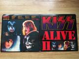 KISS - ALIVE 2 (2LP,2 viniluri,1977,CASABLANCA,USA)  vinil vinyl