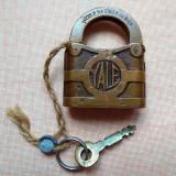 lacat vechi de colectie Yale & Towne Mfg. Co. America vintage lock retro padlock