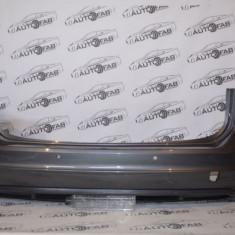 Bară spate Volkswagen Sharan an 2011-2015 cu găuri pentru Parktronic și camere