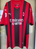 Tricou AC Milan adulti, L, M, S, XL, XXL