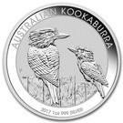 Australia 1 Dollar 2017 - Kookaburra, Argint  31.14 g/999, Mdo1 , KM-New UNC !!!
