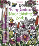 Cumpara ieftin Fairy gardens magic painting book